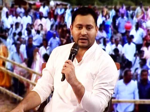 Video : Tejashwi Yadav To NDTV On Why He Became A Politician