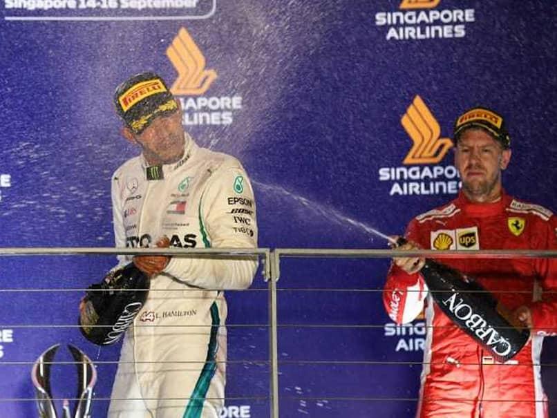 Lewis Hamilton Wins Singapore Grand Prix To Increase Title Lead