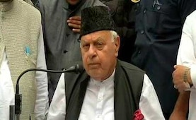 'Where's Farooq Abdullah?' Opposition Sets Tone For Parliament Session