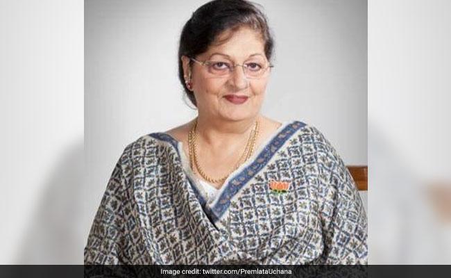 केंद्रीय मंत्री की पत्नी और भाजपा विधायक ने कहा- बेरोजगार युवा ही रेप करते हैं