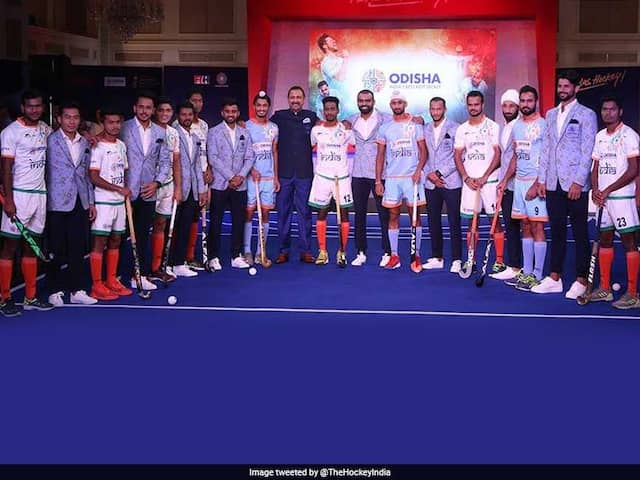 Watch: Sreejesh, Mandeeps Thoughts On Indian Mens Team Jersey For Hockey World Cup