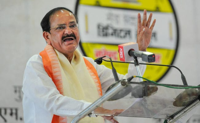 Our Focus Must Be On Growth, Not Election Freebies: Venkaiah Naidu