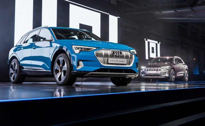 Audi Received 10,000 Pre-Bookings For The E-Tron EV