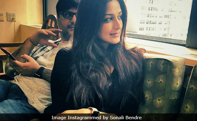 Sonali Bendre's Husband Goldie Behl Urges People To 'Not Believe In Rumours' After Death Hoax
