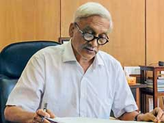 2 Ministers Dropped From Manohar Parrikar's Cabinet In Goa