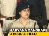 Video : Main Accused In Haryana Gang-Rape Arrested, Police Say He Planned Assault