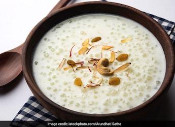 Chaitra Navratri 2021: Easy Tips To Make Perfect Sabudana Kheer Without Making It Mushy - Watch Video
