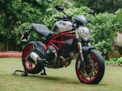 Custom Ducati Monster 797 Unveiled In India
