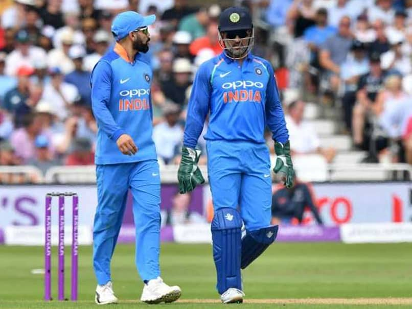 MS Dhoni Reveals Why He Gave Up The Team India Captaincy For Virat Kohli