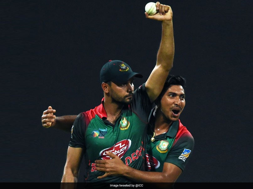 This Mashrafe Mortaza Stunner Might Be The Catch Of Asia Cup 2018. Watch
