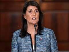 """US Shouldn't Even Give Pak A Dollar Till It Acts On Terror"": Nikki Haley"