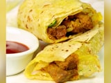 Video : How To Make Mutton Kathi Roll At Home