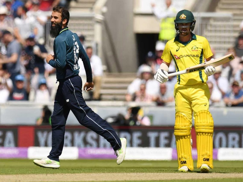 England's Moeen Ali Hits Out At 'Rude' Australia