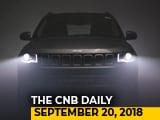 Video : Mercedes-Benz C-Class, Jeep Compass, Suzuki Jimny, Datsun Go & Go+