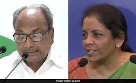 राफेल : पूर्व रक्षामंत्री एंटनी ने कहा- देश की सुरक्षा के साथ समझौता, निर्मला सीतारमन ने भी दिया जवाब