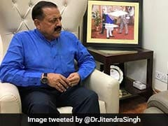 Panjab University Vice Chancellor Meets Dr. Jitendra Singh, Discusses Setting Up Hostels For Students From North-East, Jammu And kashmir