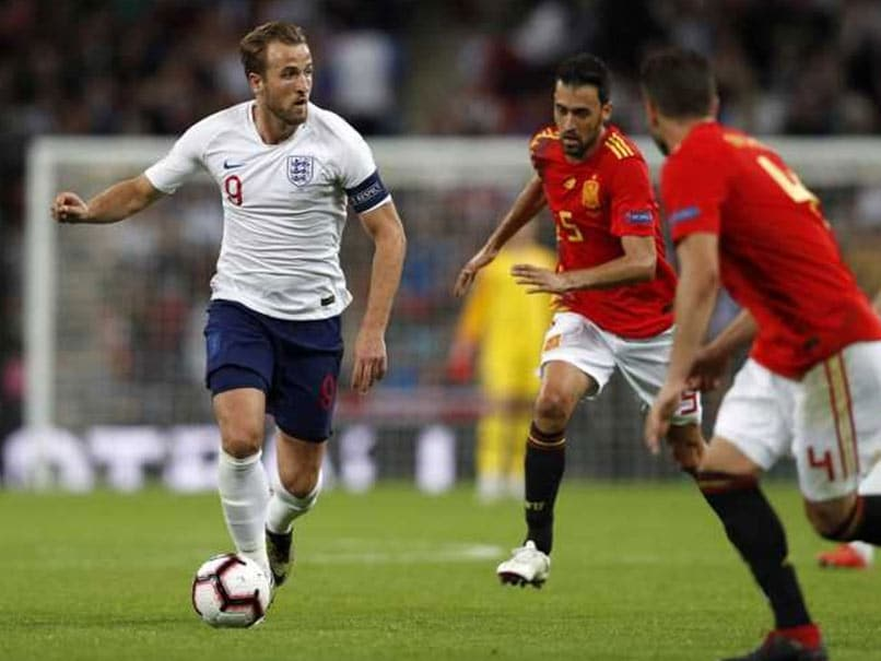 Nations League: Kane Rages At Referee As Spain Beat England 2-1