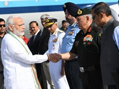 PM Modi Inaugurates 'Parakram Parv' To Mark 3 Years Of Surgical Strikes