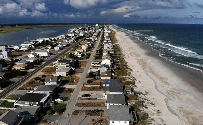 Hurricane Warnings As Life Threatening Florence Gets Closer To Us Coast
