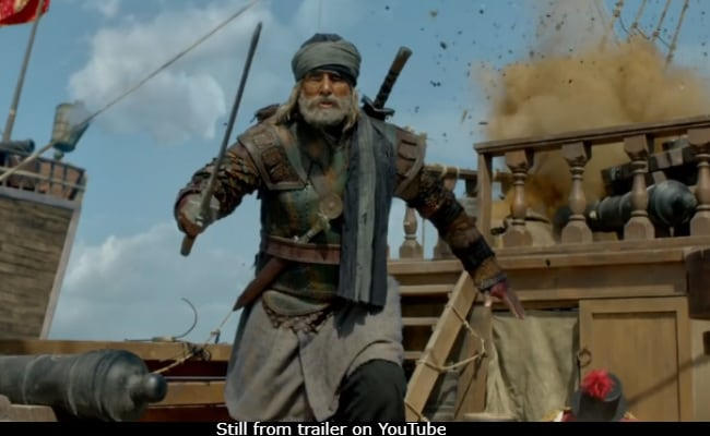 Thugs Of Hindostan Trailer, People. It's An Aamir Khan Vs Amitabh Bachchan Blockbuster. Which Side Is Katrina Kaif On?
