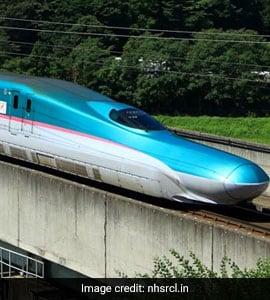Dedicated Freight Corridor, Bullet Train Project On Track: Railway Board