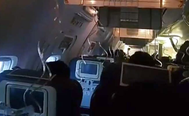 'Horror In The Air': Passengers Share Account of Mid-Air Scare on Jet Flight