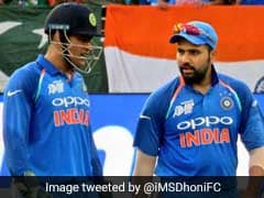 Rohit Sharma Rues MS Dhonis Absence From T20I Team After Series Whitewash Over Windies