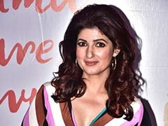 At Twinkle Khanna's New Book Launch, It Rained Prints