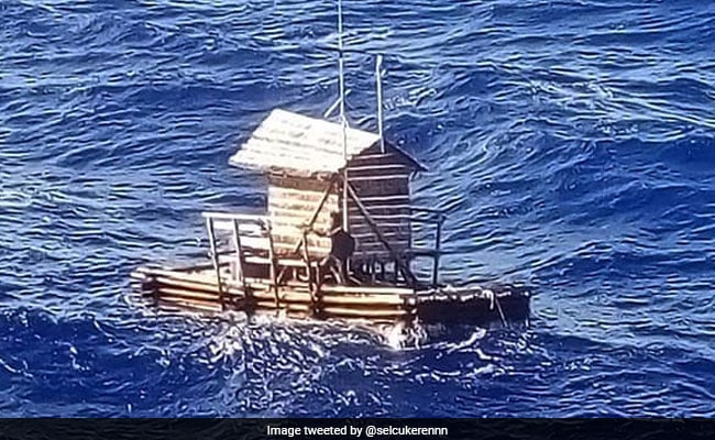 Indonesian Teen Survives 49 Days Adrift At Sea In Fishing Hut