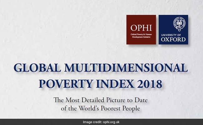 India Made Momentous Progress In Reducing Multidimensional Poverty: UNDP, Oxford Report