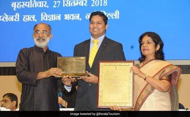 'Resilient' Kerala Bags 4 Prizes At National Tourism Awards