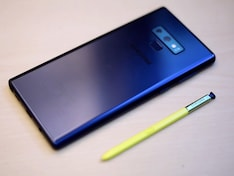 Samsung Galaxy Note's S Pen Tips And Tricks