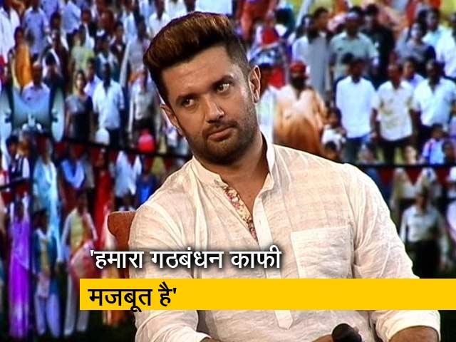 Videos : NDTV युवा में बोले चिराग पासवान, 2019 में फिर से PM बनेंगे मोदी