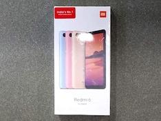 Xiaomi Redmi 6 Unboxing