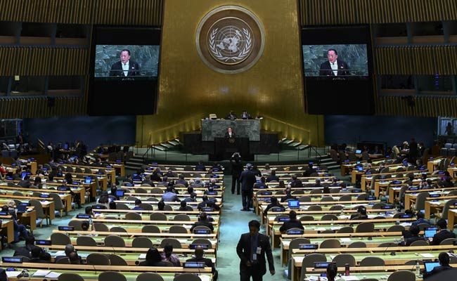 Empty Water Coolers, Stalled Esclators As Budget Crunch Hits UN