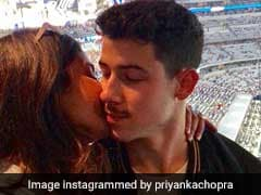 Priyanka Chopra Plants A Kiss On Fiance Nick Jonas In Adorable Birthday Post