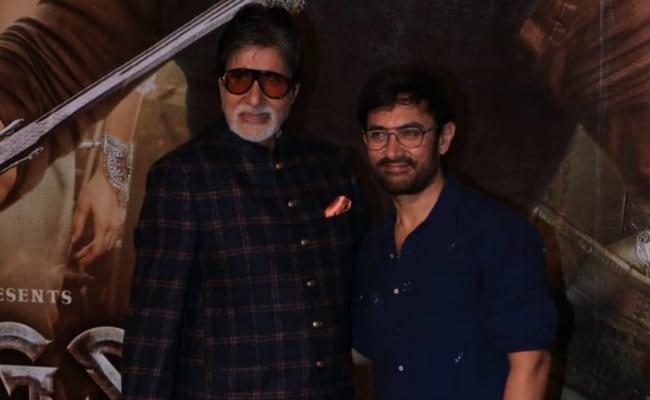 Amitabh Bachchan And Aamir Khan Neatly Dodge Tanushree Dutta-Nana Patekar Question