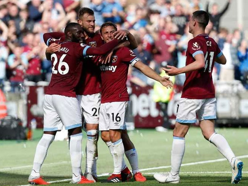 Image result for west ham 3 1 man utd