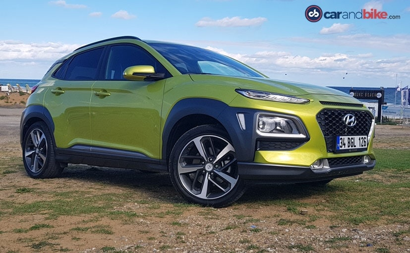 The Hyundai Kona will be launched in India in 2019 but in the electric avtaar