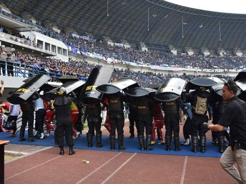 Indonesian Football Fan Beaten To Death By Rival Supporters