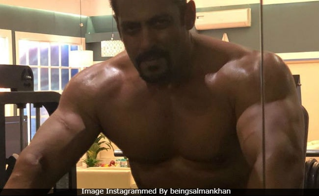 Bigg Boss 12: This Is How Salman Khan Is 'Preparing' For The Show. Can't. Keep. Calm