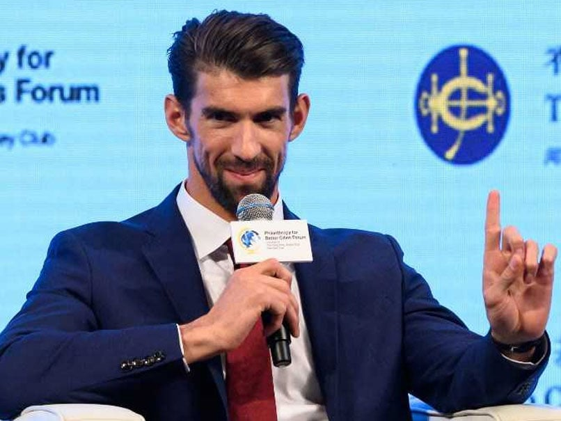 Legend Michael Phelps Slams WADA For Lifting Russia Doping Ban