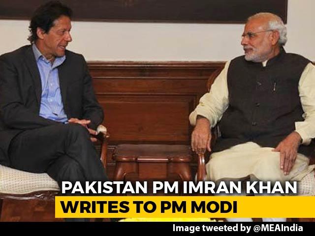 Video : Imran Khan Writes To PM Modi Seeking Resumption Of India-Pak Dialogue