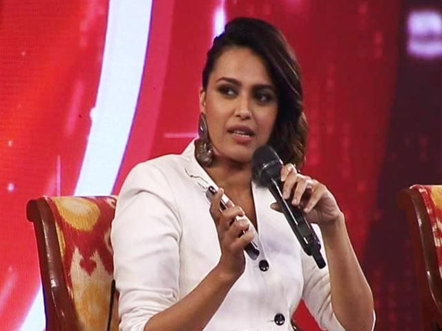 Video : Swara Bhasker Has A Special Term For Haters On Twitter