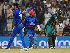 Asia Cup: Pakistan Fans Vent Fury At Afghanistan Sensation Rashid Khan For Send-Offs
