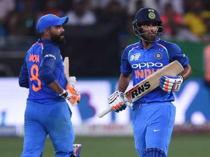 Cricket india vs bangladesh final match highlights