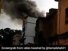 As Bagri Market Continues To Burn, Another Fire At Kolkata's Bhawanipur