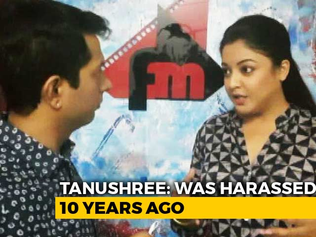 Tanushree Dutta Slams Nana Patekar & Raj Thackeray's MNS