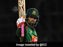 Asia Cup 2018: Injured Tamim Iqbal's One-Handed Batting Sends Twitter Into A Frenzy