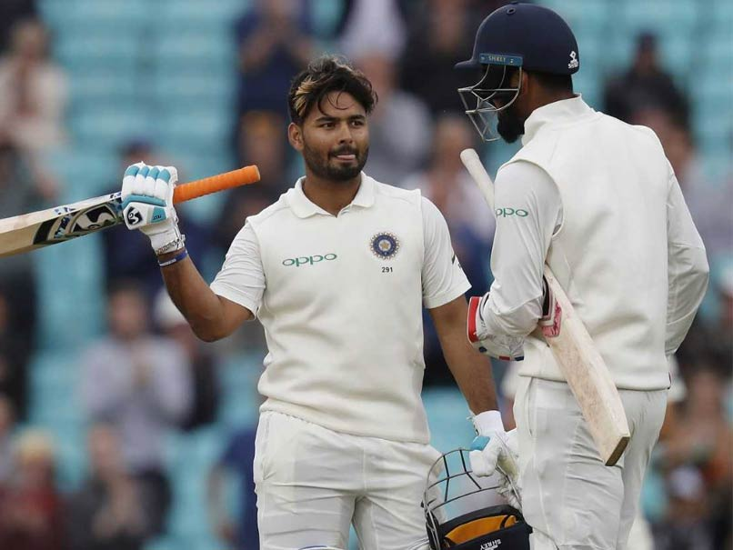 Rishabh Pant's century get praised on Twitter despite team india's loss